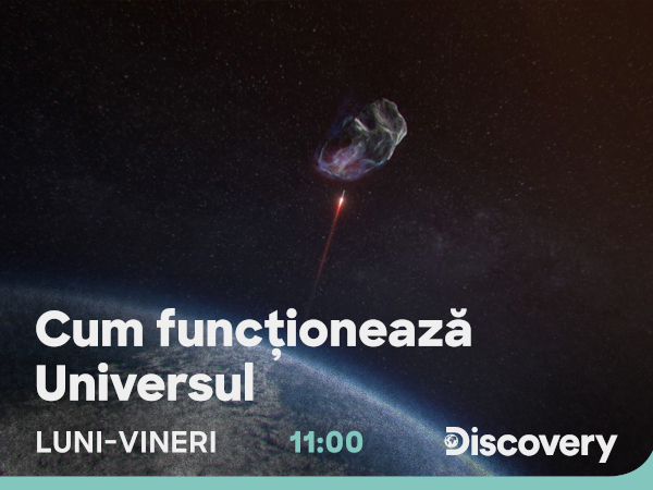 Cum functioneaza Universul