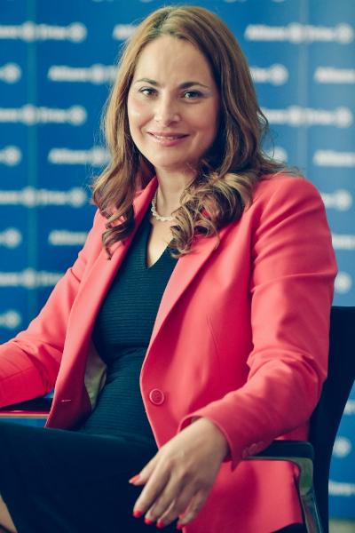 Dana Lemnaru, director de resurse umane Allianz-Țiriac