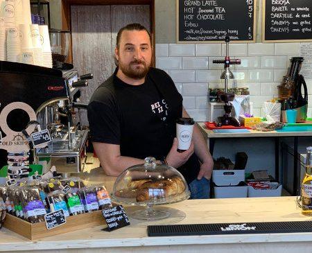 David Ioanițescu de la Okfea – precursorul trendului de coffee to go, încă din 2007