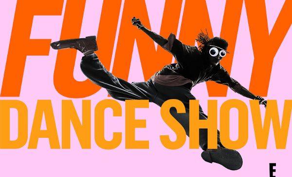 Din 3 aprilie de la 22:00 noua emisiune de tip concurs de la E!, THE FUNNY DANCE SHOW, prezintă un grup de comedianți care vor încerca să simtă ritmul