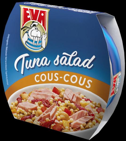 Eva Salata de Ton cu Cous Cous