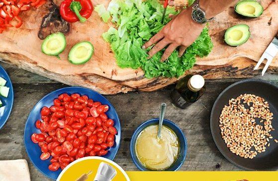 Gătește cu FINO, câștigă cu FINO – Idei pentru mese delicioase preparate acasă