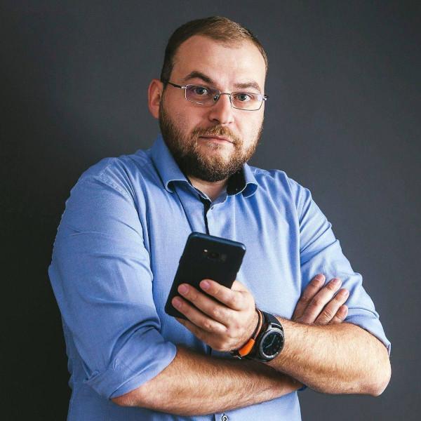 Gabriel Eremia, Marketing Director Arctic România