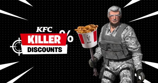 KFC - Killer Discounts