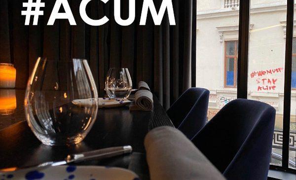 #ACUM este momentul pentru a demonstra că ospitalitatea este despre a avea grijă de oameni