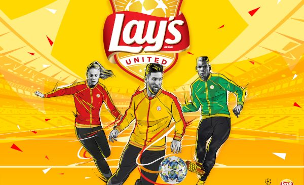 Lionel Messi, Paul Pogba și Lieke Martens, parte din noua campanie globală de fotbal a brandului Lay's