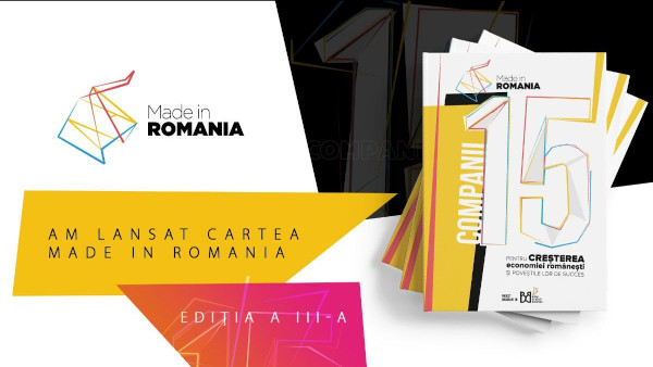 Made in Romania. Liga BVB