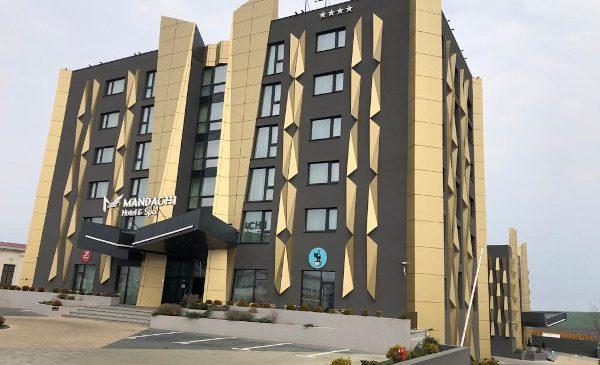 Mandachi Hotel&Spa va sta gratuit la dispoziția personalului medical aflat în carantină în urma expunerii la coronavirus
