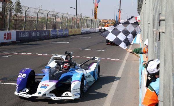 Maximilian Günther încheie al doilea pentru BMW i Andretti Motorsport la Marrakesh