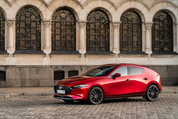 Mazda 3 in finala WCOTY 2020