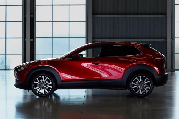 Mazda CX-30 in finala WCOTY 2020