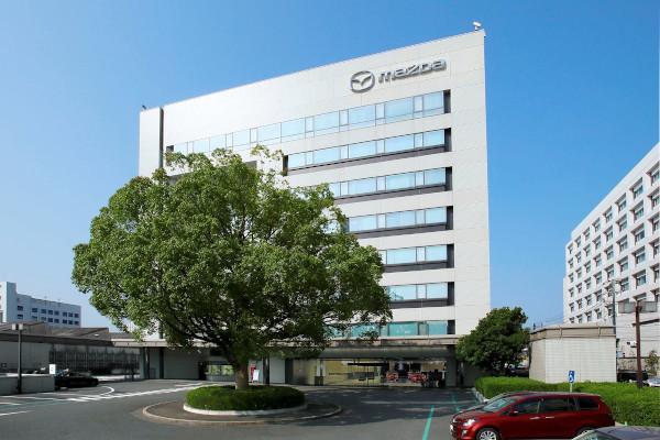 Mazda Office New 2020