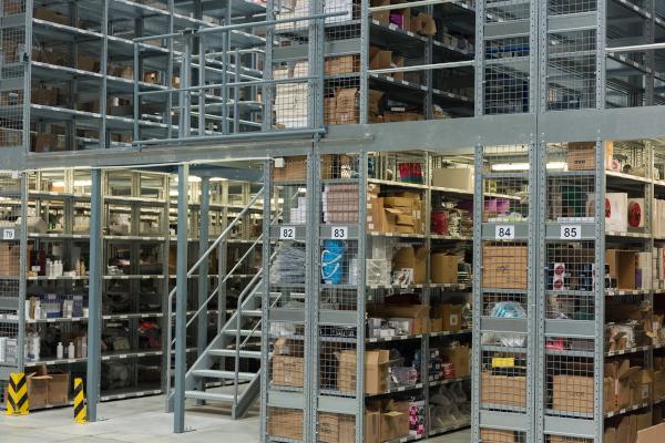 Mediapost Interior depozit 1