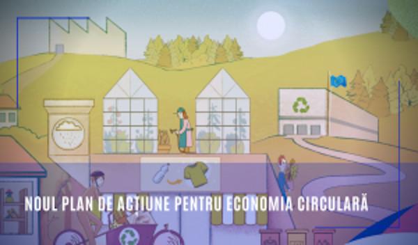Noul Plan de actiune pentru economia circulara