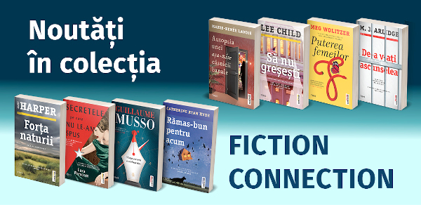 Noutăți în colecția Fiction Connection