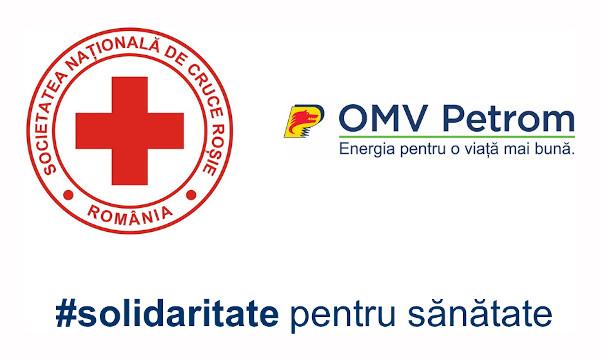 OMV Petrom susține intervenția Crucii Roșii Române în pandemia COVID-19 cu o donație de 1 milion de euro