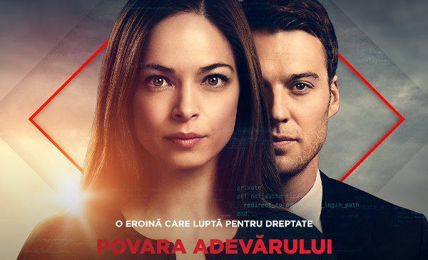 """""""Povara adevărului"""" (Burden of truth) continuă cu sezonul doi, din 10 martie, la AXN"""