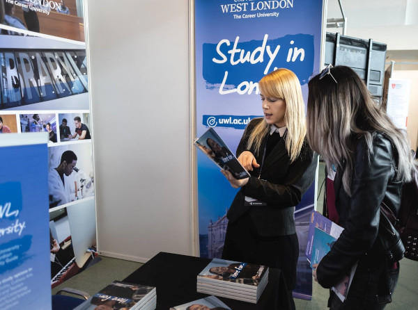 RIUF Studii la Londra