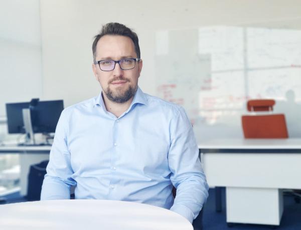 Radu Constantinescu, co-fondator si managing partner Qualitance