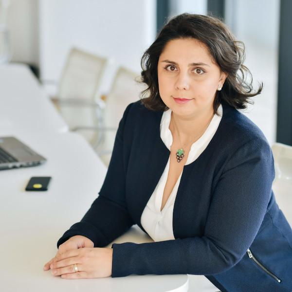 Raluca Anton, Deloitte România