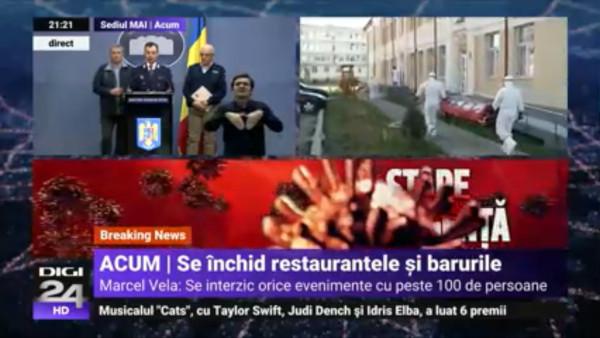 Romanii aleg Digi24 si digi24.ro