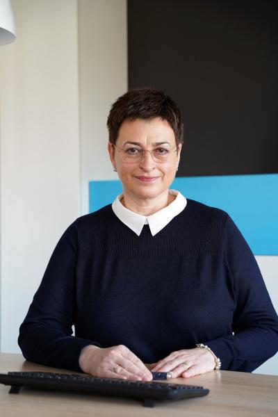 Sînziana Maioreanu, CEO Aegon România