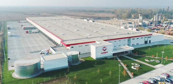Sameday Centrul logistic Bucuresti