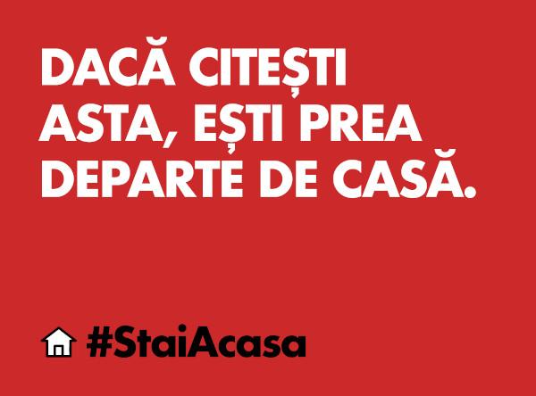 #StaiAcasa 1