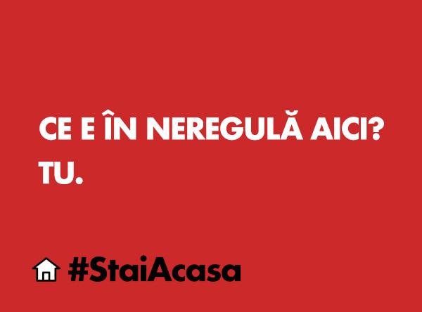 #StaiAcasa 3