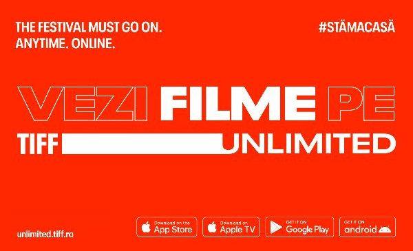 #StămAcasă cu TIFF Unlimited