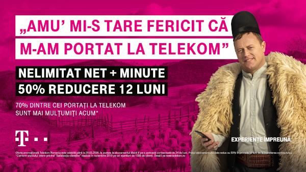 Telekom Ghita Ciobanul