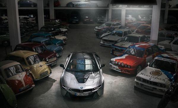 BMW i8: de la viziune la simbol, de la bestseller la clasic al viitorului