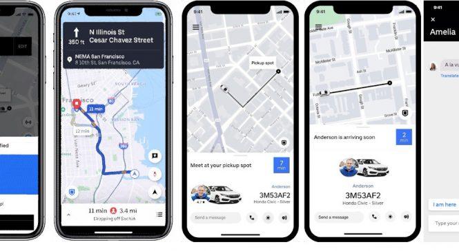 Uber lansează noi funcții în aplicație, pentru îmbarcări mai simple și mai sigure