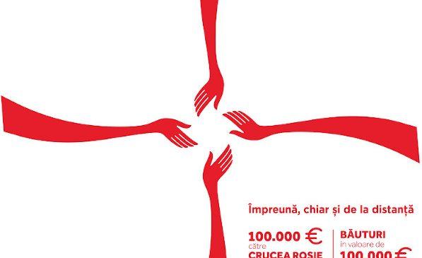 Sistemul Coca-Cola în Romania susține eforturile autorităților și donează bani pentru echipamente medicale, precum și băuturi pentru spitale și centre de carantină, în valoare totală de 200.000 de euro