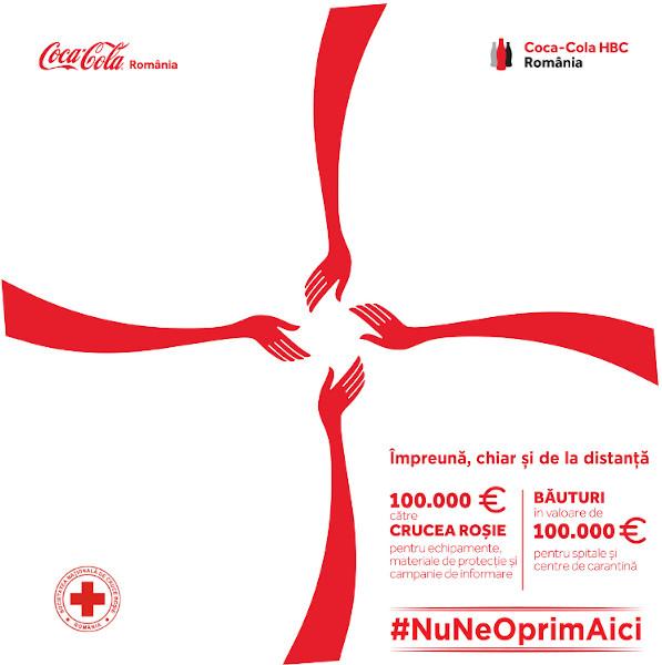 donatie Coca-Cola