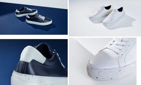 Tommy Hilfiger folosește principiile circularității pentru noile modele de încălțăminte