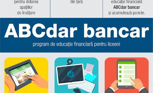 """Finanțări pentru licee în competiția online """"Susțin educația financiară în comunitatea mea"""", derulată de Junior Achievement România și Raiffeisen Bank"""