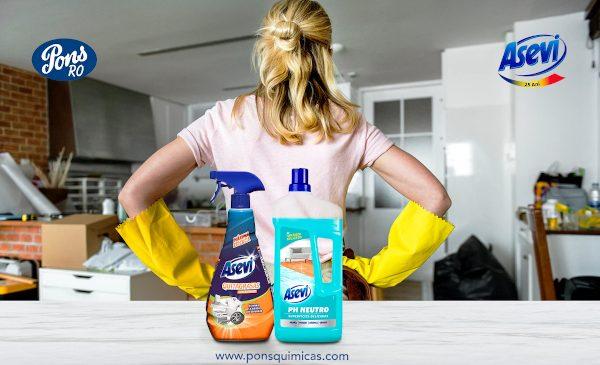 Cum să faci curățenia de primăvară mult mai eficient
