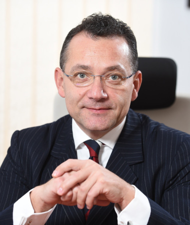 Radu Gorduza, CEO Medicover România