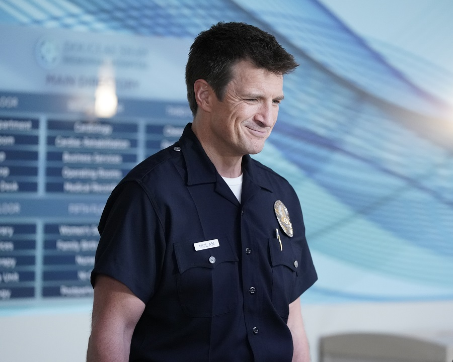 Recrutul (The Rookie) NATHAN FILLION