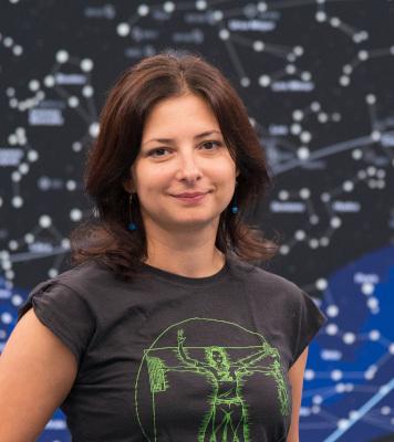 Simona Lăpușan, co-fondator și COO Zitec