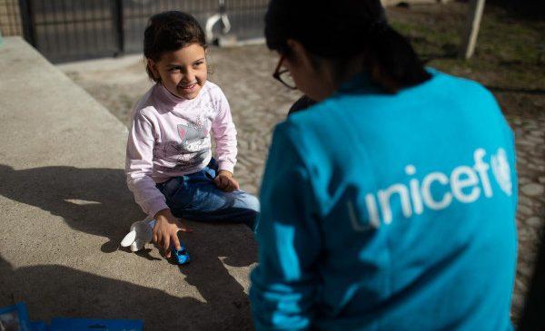 """UNICEF lansează campania de strângere de fonduri """"Salvează vieți în siguranță"""""""