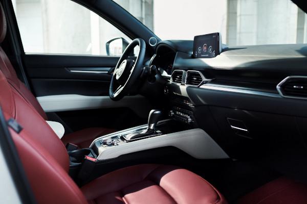 100 CX-5 interior