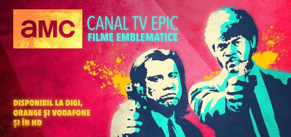 În aprilie #StaiAcasă cu filmele emblematice de la AMC