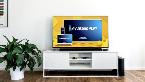 AntenaPlay le oferă utilizatorilor, gratuit, cea mai mare porţie de divertisment