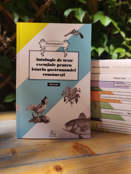 Antologie de texte esentiale pentru istoria gastronomiei