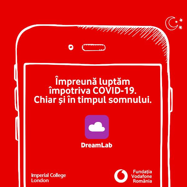 Aplicatia DreamLab sprijina lupta impotriva COVID-19