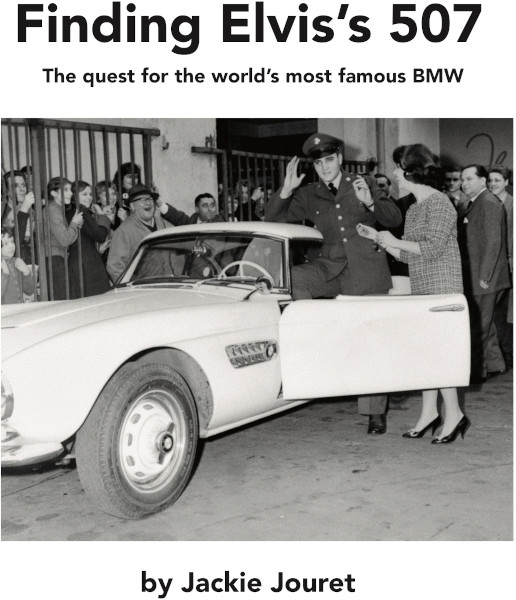 BMW History books by Jackie Jouret