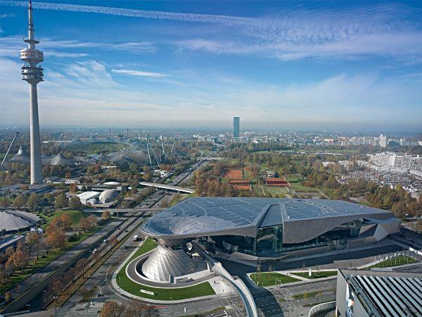 BMW Welt (c) BMW AG