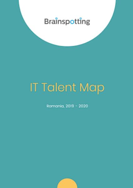 Brainspotting - IT Talent Map 2019-2020